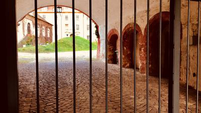 Im Dornröschenschlaf: das Neue Schloss in Baden-Baden. Jetzt ist ein neuer Anlauf zur Realisierung eines Luxushotels geplant.