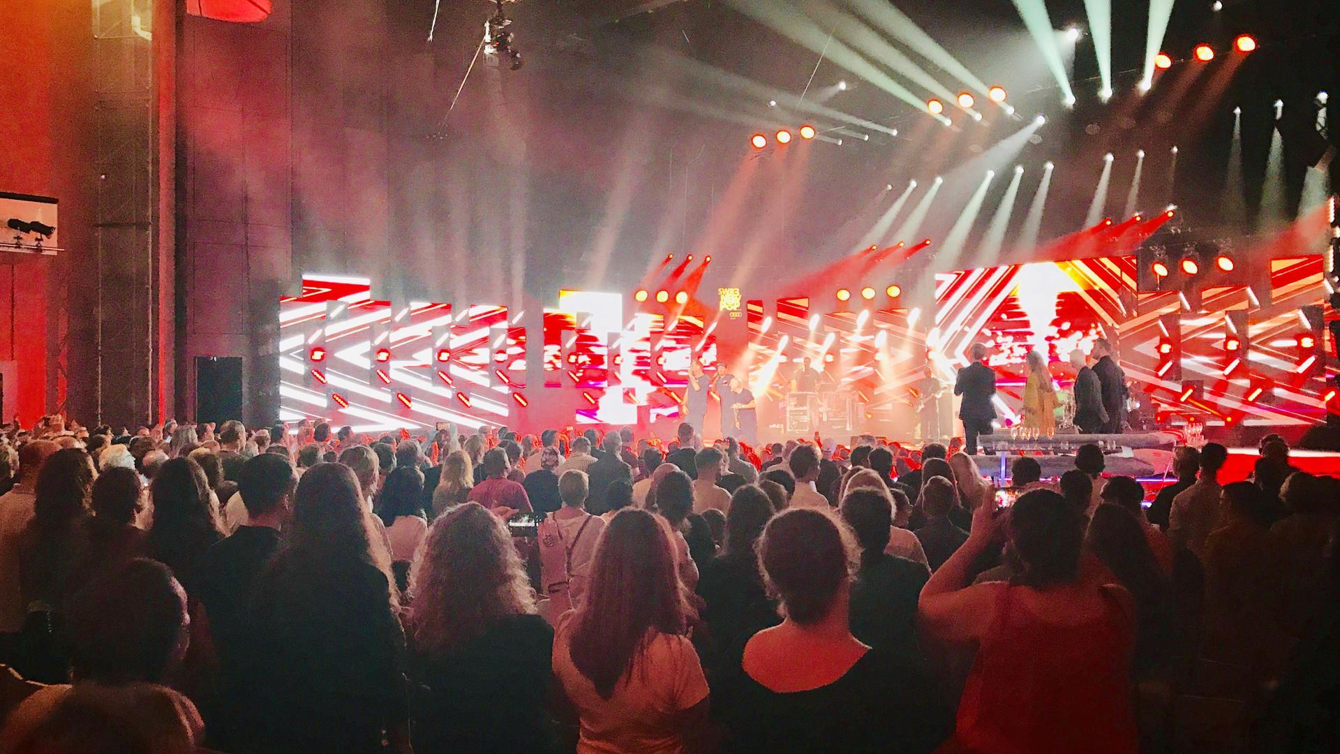 Pop im Festspielhaus Baden-Baden , beim New Pop Festival 2019