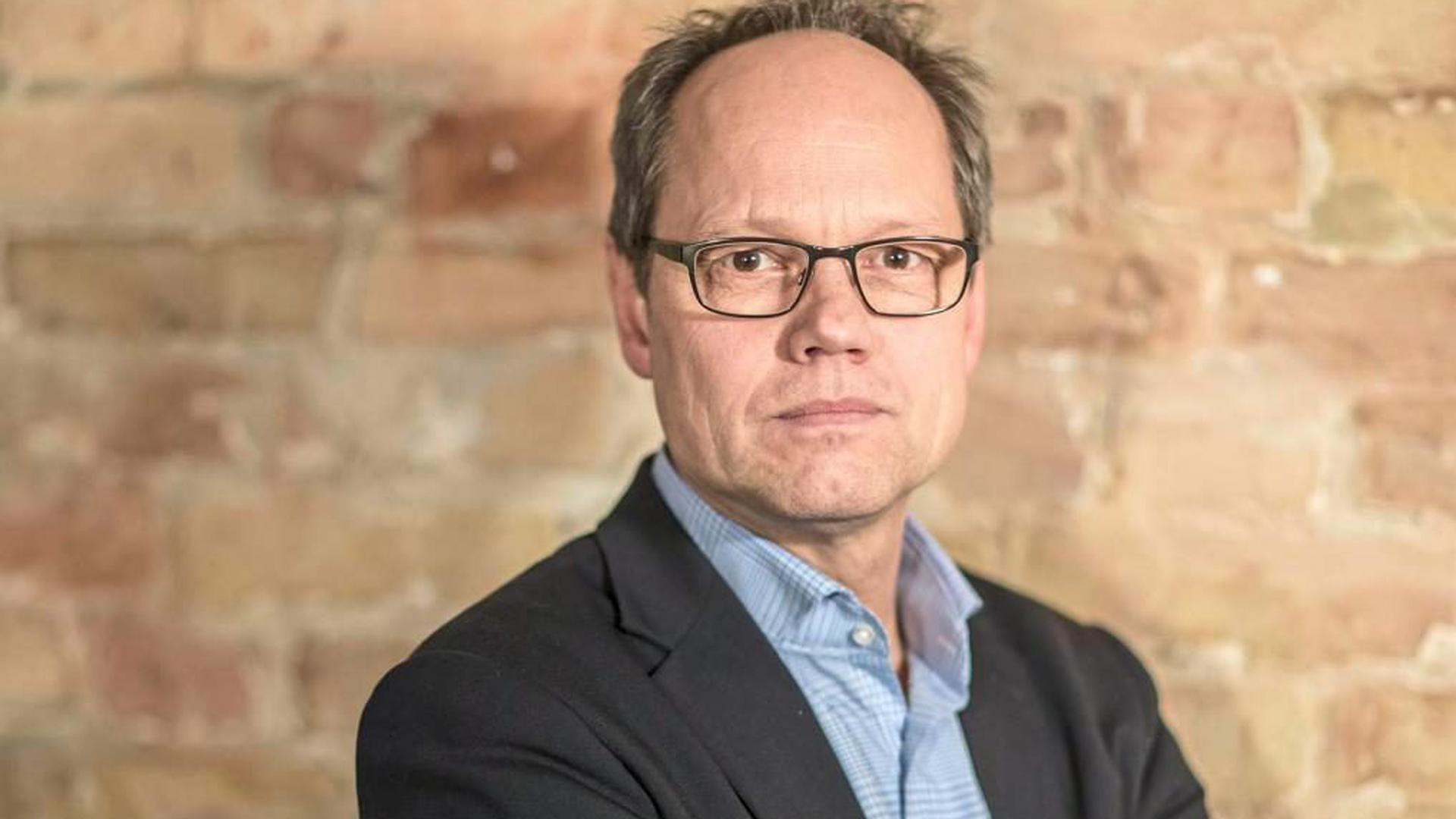 Will einiges anpacken: Kai Gniffke ist neuer Intendant des Südwestrundfunks. Am Freitag, 13. September, wird der bisherige Chefredakteur von ARD aktuell im Stuttgarter Funkhaus offiziell in sein Amt eingeführt. Foto: dpa