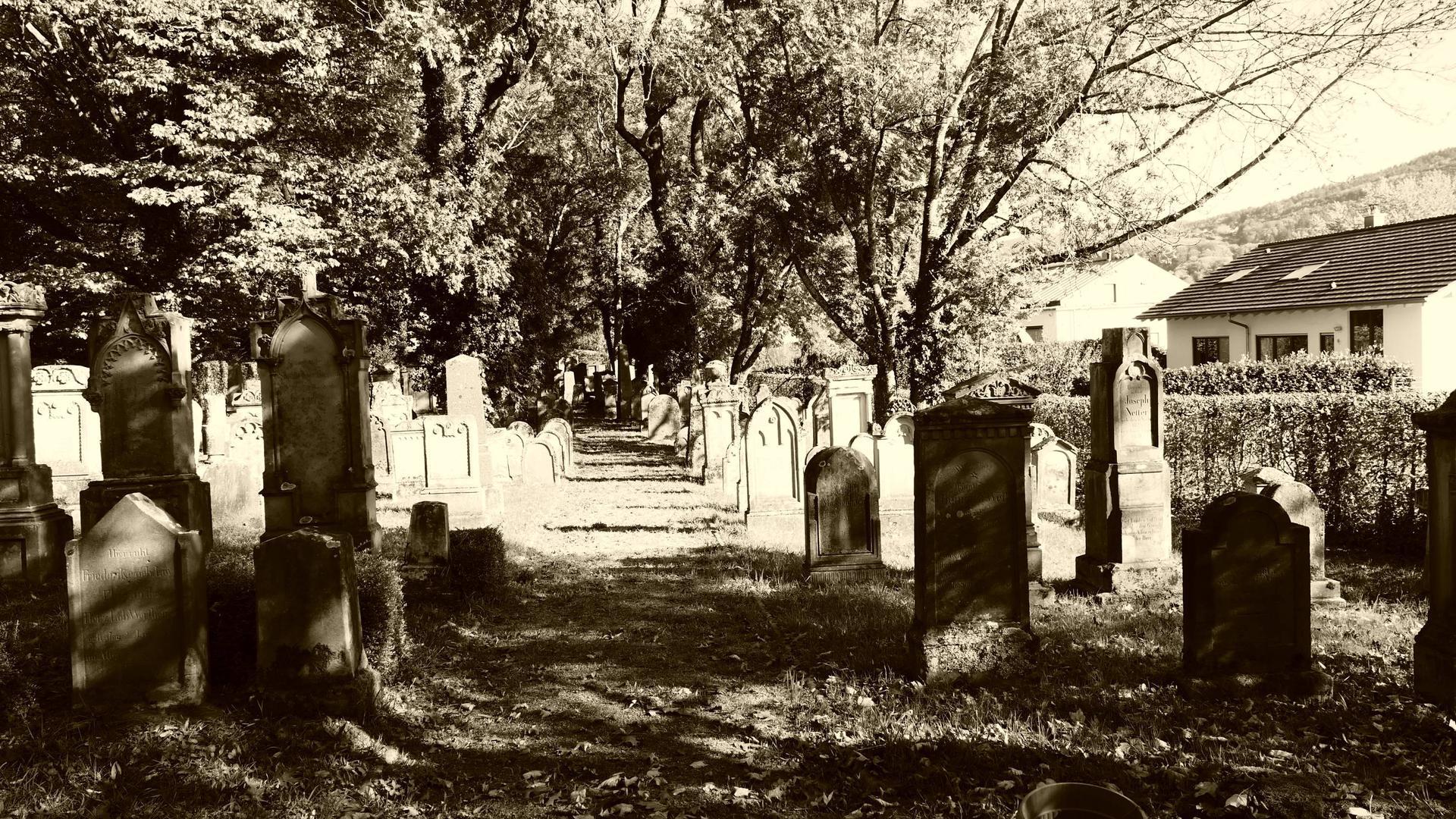 Jüdischer Friedhof Bühl