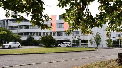 Blick auf das Krankenhaus Bühl: Die Zukunft des Klinikums Mittelbaden und damit auch des Klinikstandorts war das Thema einer Informationsveranstaltung. Dabei wurde auch das von der Kölner aktiva - Beratung im Gesundheitswesen GmbH erstellte Strukturgutachten vorgestellt.