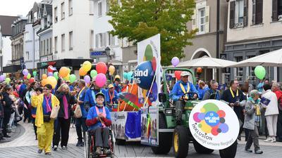 Bühl Zwetschgenfest 2019