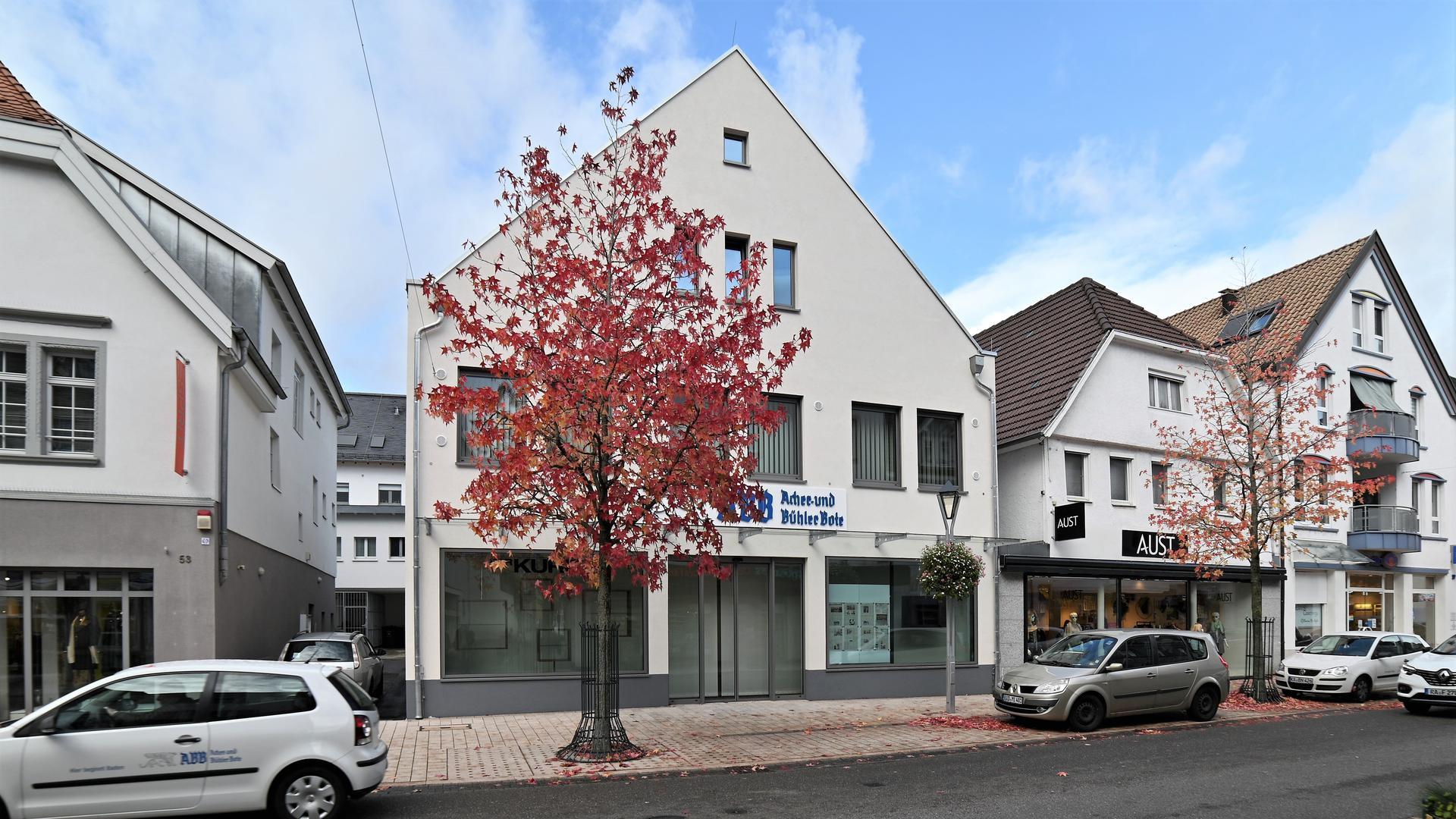 Neue ABB-Gebäude Bühl