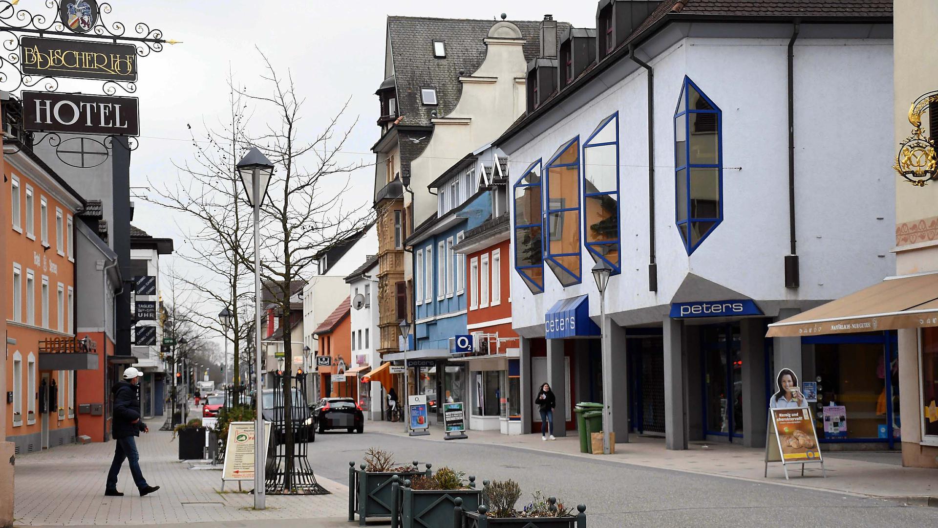 Bühler Hauptstraße