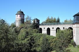 Bühlerhöhe, Wilhelmsturm