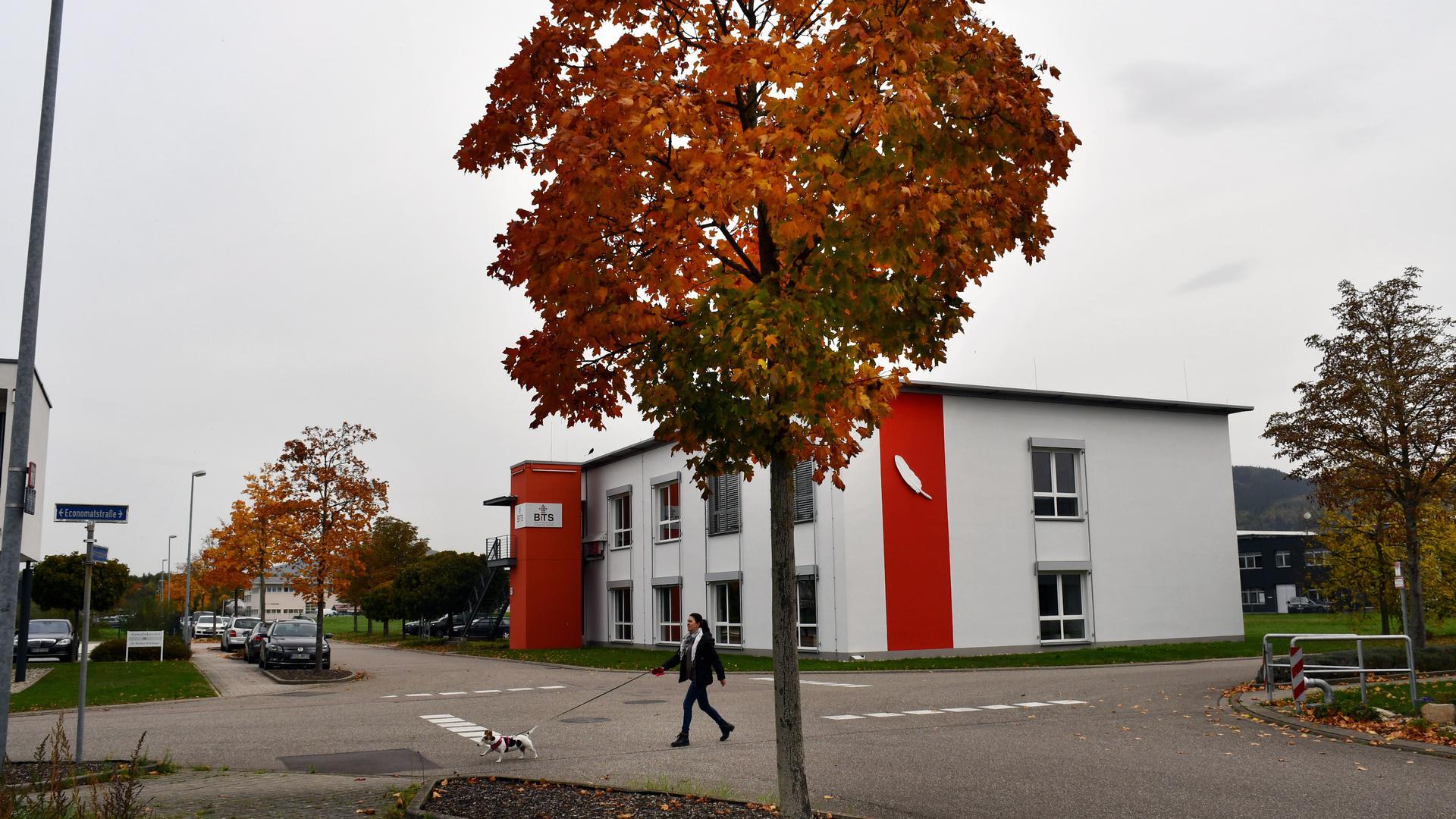 Ausgebucht: Im Gründerzentrum Bits in Bühl gibt es aktuell keine freien Büroflächen. An eine Erweiterung denkt man bei der Stadt aber nicht.