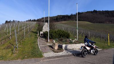 Buddel-Denkmal  Bühl-Eisental