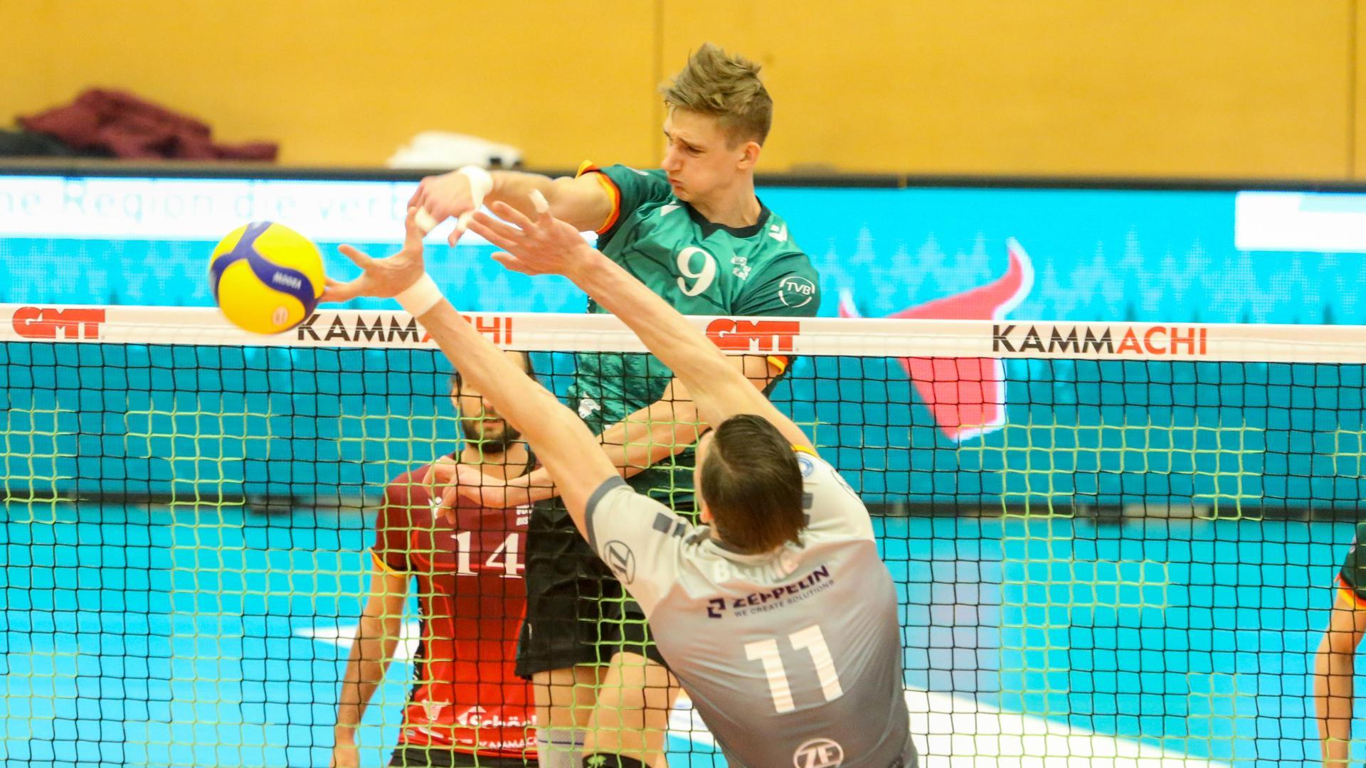 Volleyball TV Bühl Mathäus Jurkovics