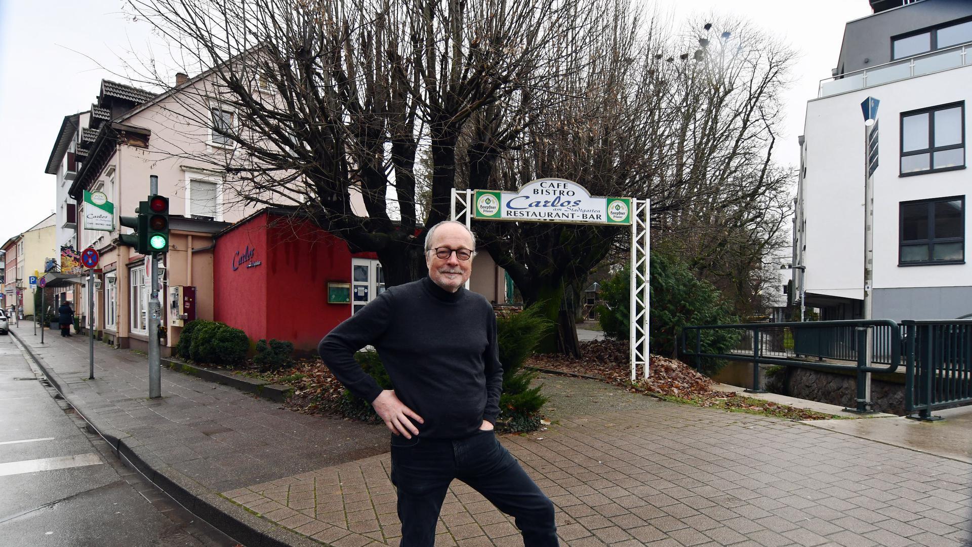 Carlos Caf-Bistro am Stadtgarten