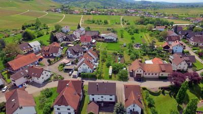 Luftbild Eisental