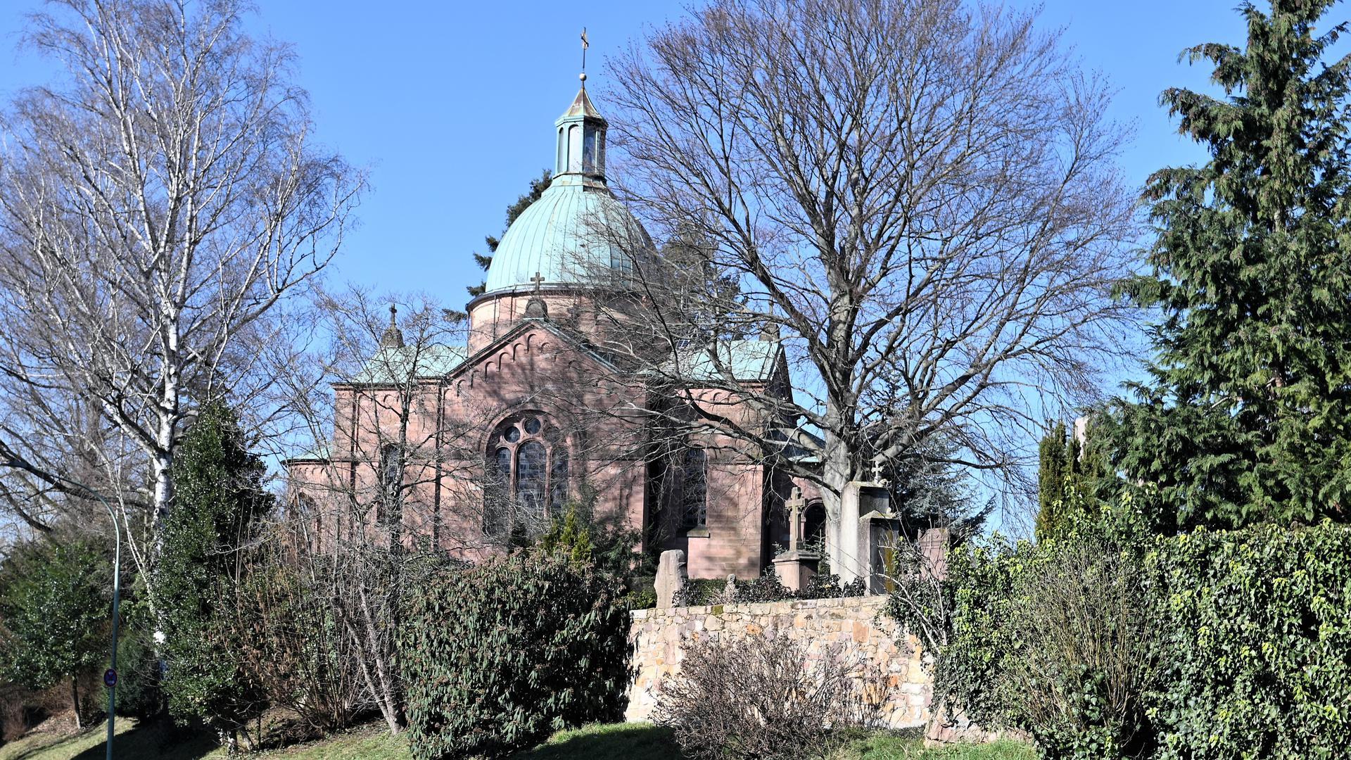 Alban Stolz Kapelle