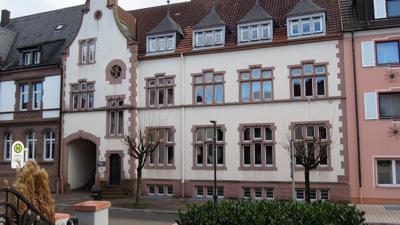Friedrichsbau Bühl