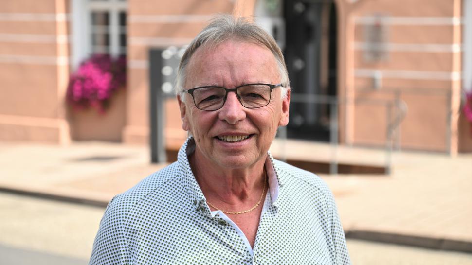 Hans-Wilhelm Juchem (CDU) ist Ortsvorsteher des Bühler Stadtteils Neusatz.