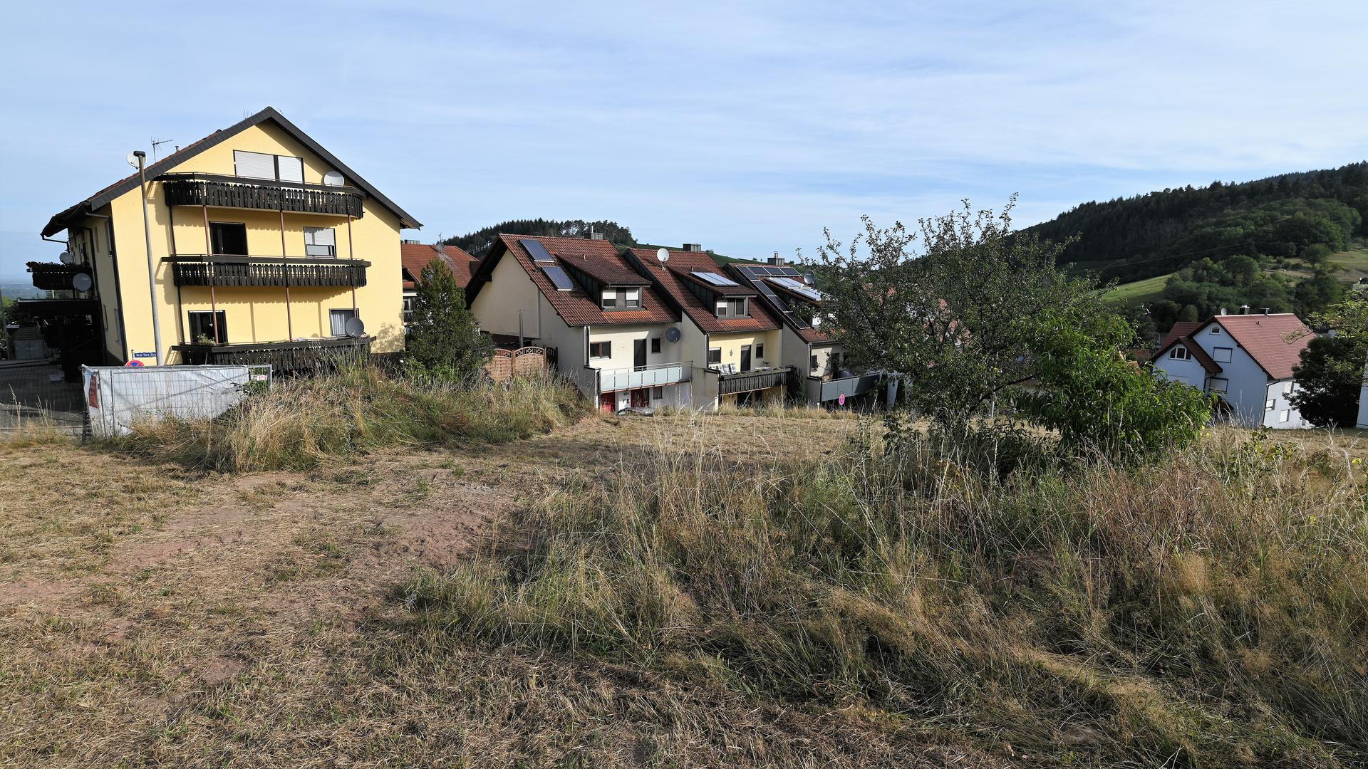 """Lange umstritten: Die Bauarbeiten für die Wohnanlage """"Hans im Glück"""" in Neusatz starten jetzt. Nach Umplanungen hat der Ortschaftsrat zugestimmt."""
