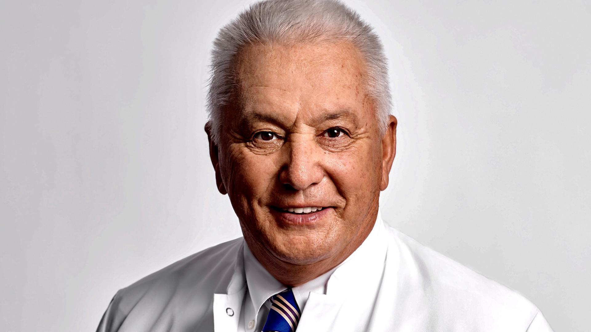 Curt Diehm, Ärztlicher Direktor der Max Grundig Klinik Bühlerhöhe