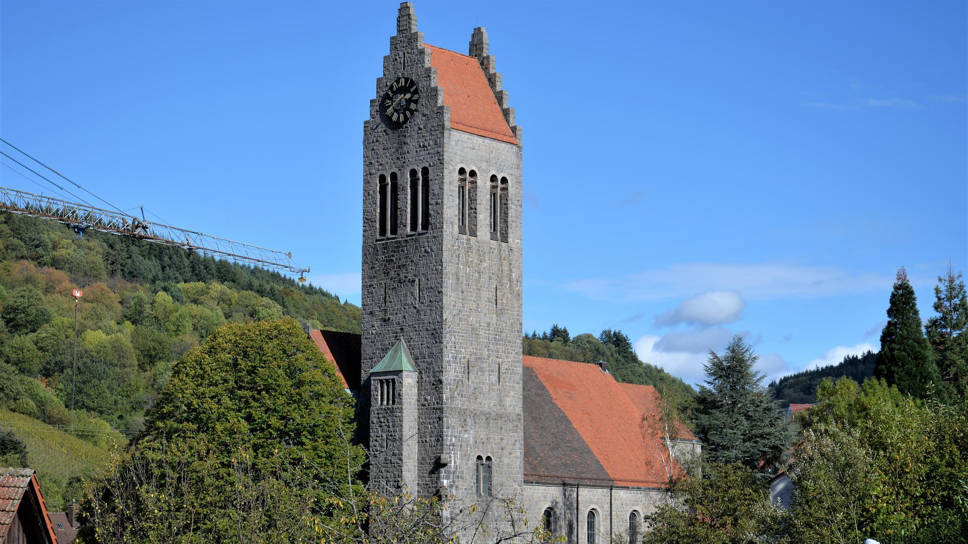 Teurer Sanierungsfall: Die Pfarrkirche in Neusatz muss für 1,3 Millionen Euro saniert werden. Die Pfarrgemeinde hat das Geld nicht.