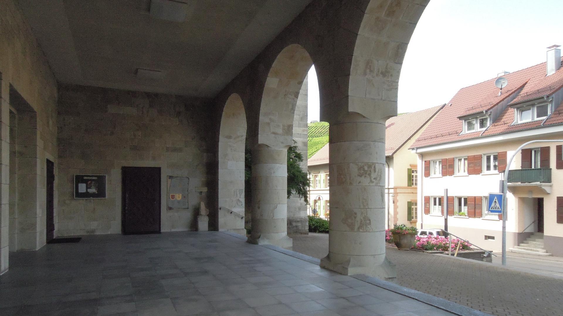 Kirche Neuweier