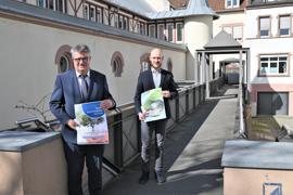 Hubert Schnurr und Martin Thiele