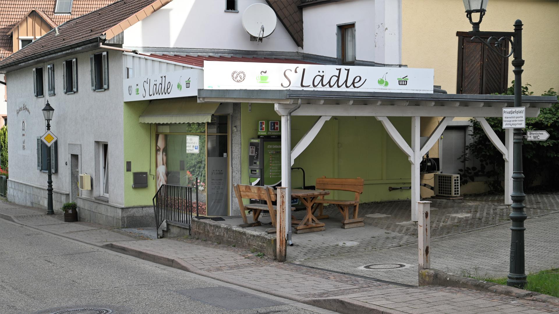 Verlassen: Der letzte Dorfladen in Neusatz hat seit Februar geschlossen. Auch der Lieferservice der Betreiber wurde mit Beginn der Sommerferien eingstellt