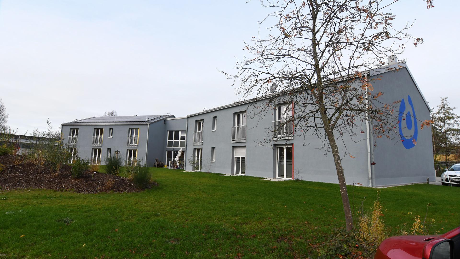 Lebenshilfe Wohnstätte Bühl Leopoldstr. 4