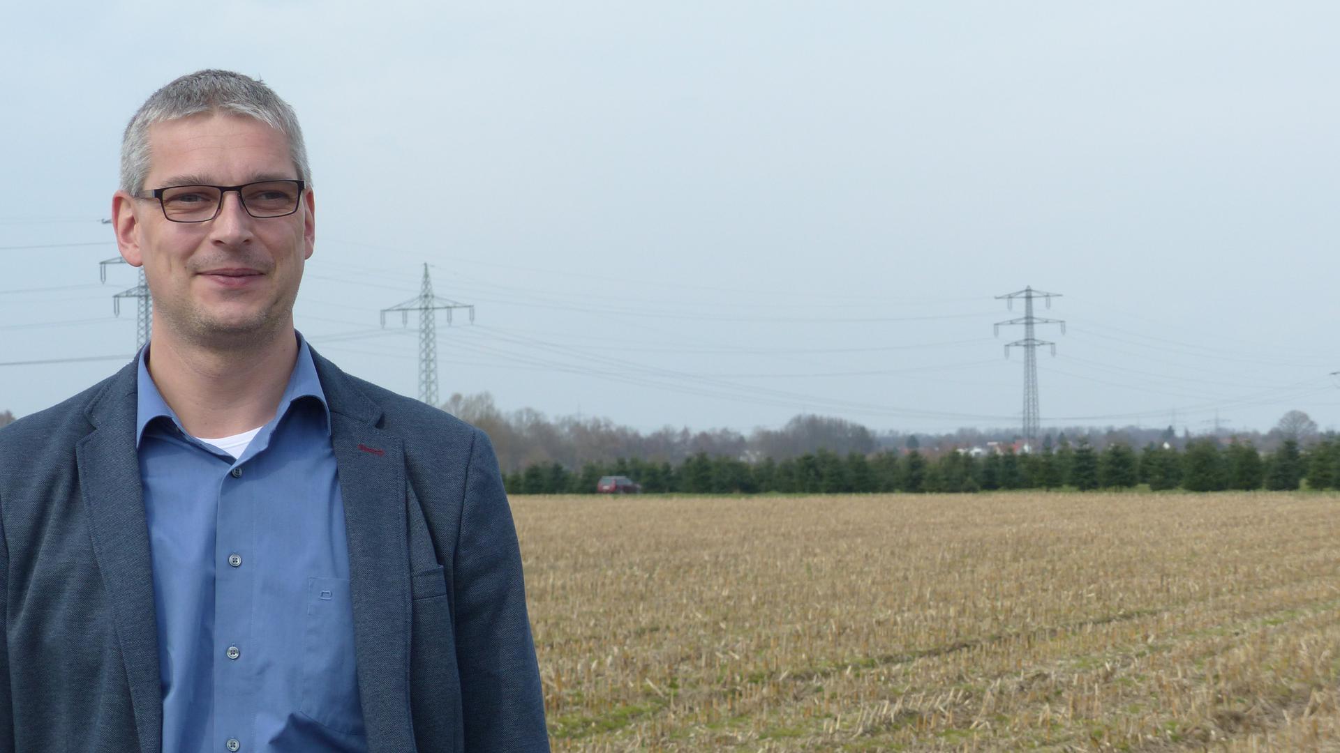 Mit Fachwissen und einer kreativen Idee entwarf Markus Benkeser ein Konzept gegen eine weitere PFC-Belastung des Grundwassers.