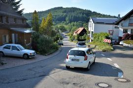 Zu schnell: In der Omerskopfstraße sind viele Verkehrsteilnehmer mit zu viel Tempo unterwegs. Das gilt vor allem für Motorradfahrer.