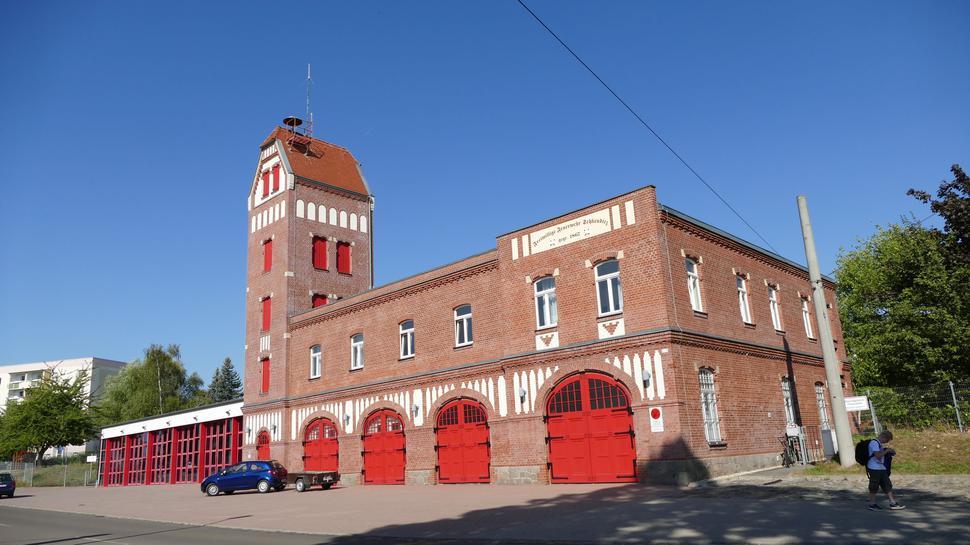 Feuerwehrgebäude Schkeuditz