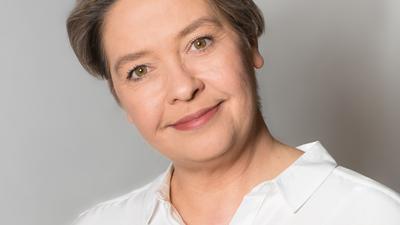 Petra Albrecht, Obermeisterin der Friseur- und Kosmetikinnung  Mittelbaden.