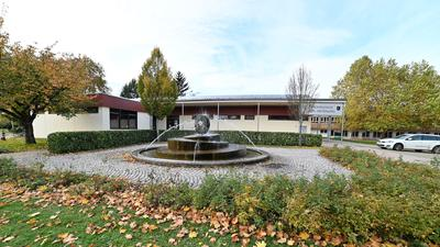 Rheintalhalle Weitenung