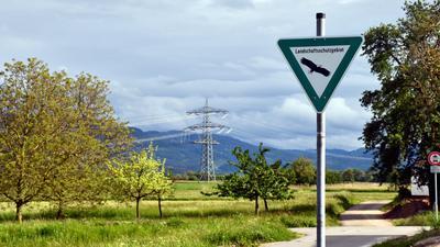 Schutzgebiet Waldhägenich Landschaftsschutzgebiet