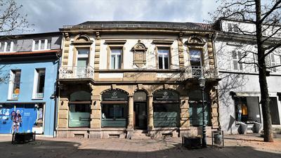 Schwanenstraße 1
