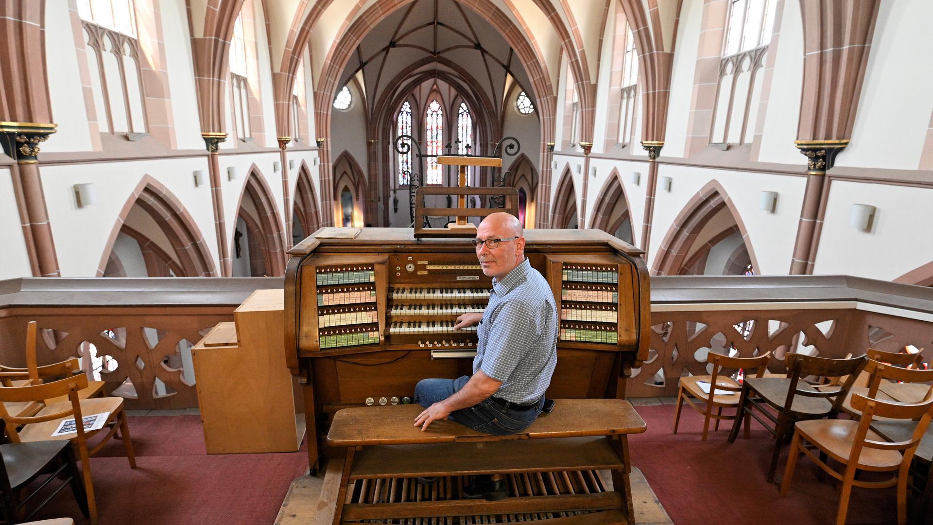 Schwarz-Orgel Bühl