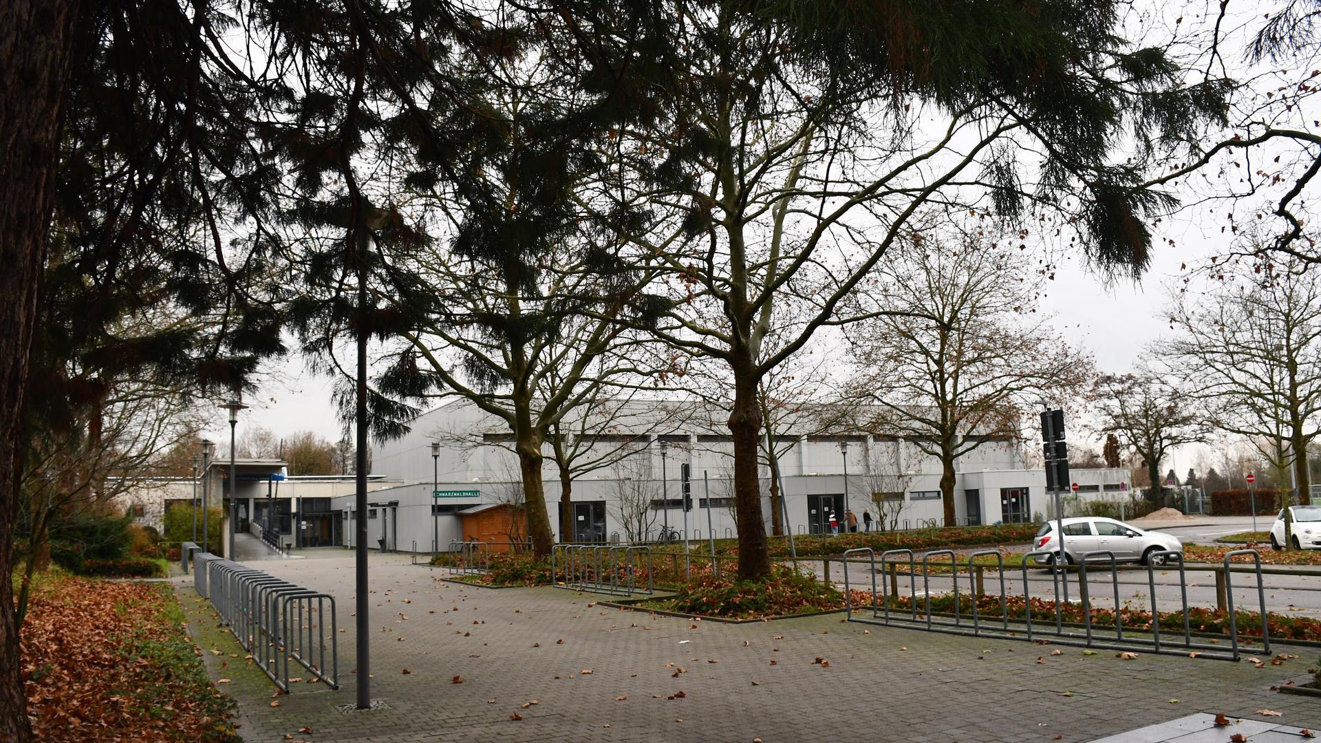 Schwarzwaldhalle Bhl