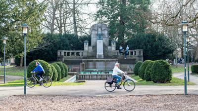 Stadtgartenbrunnen