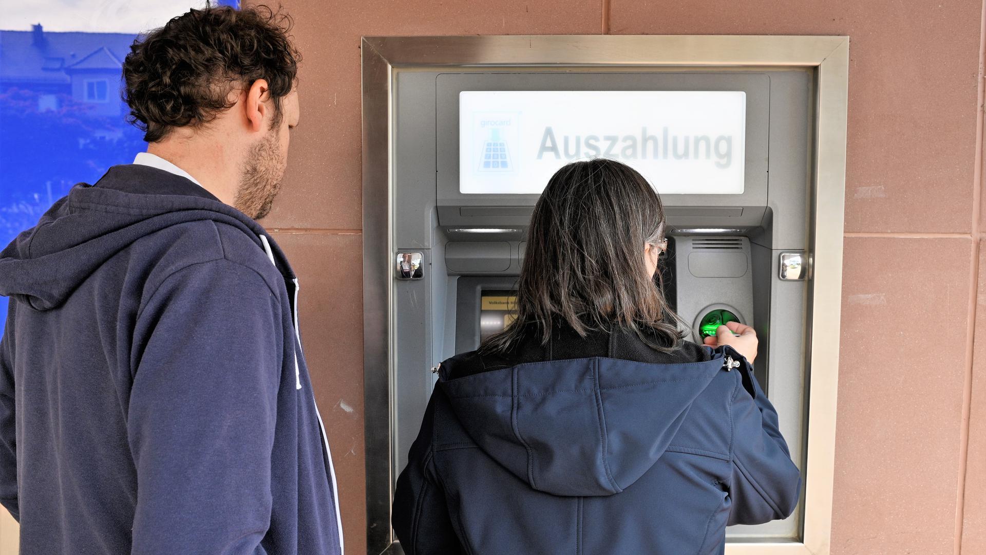 Volksbank Bühl Geldautomat