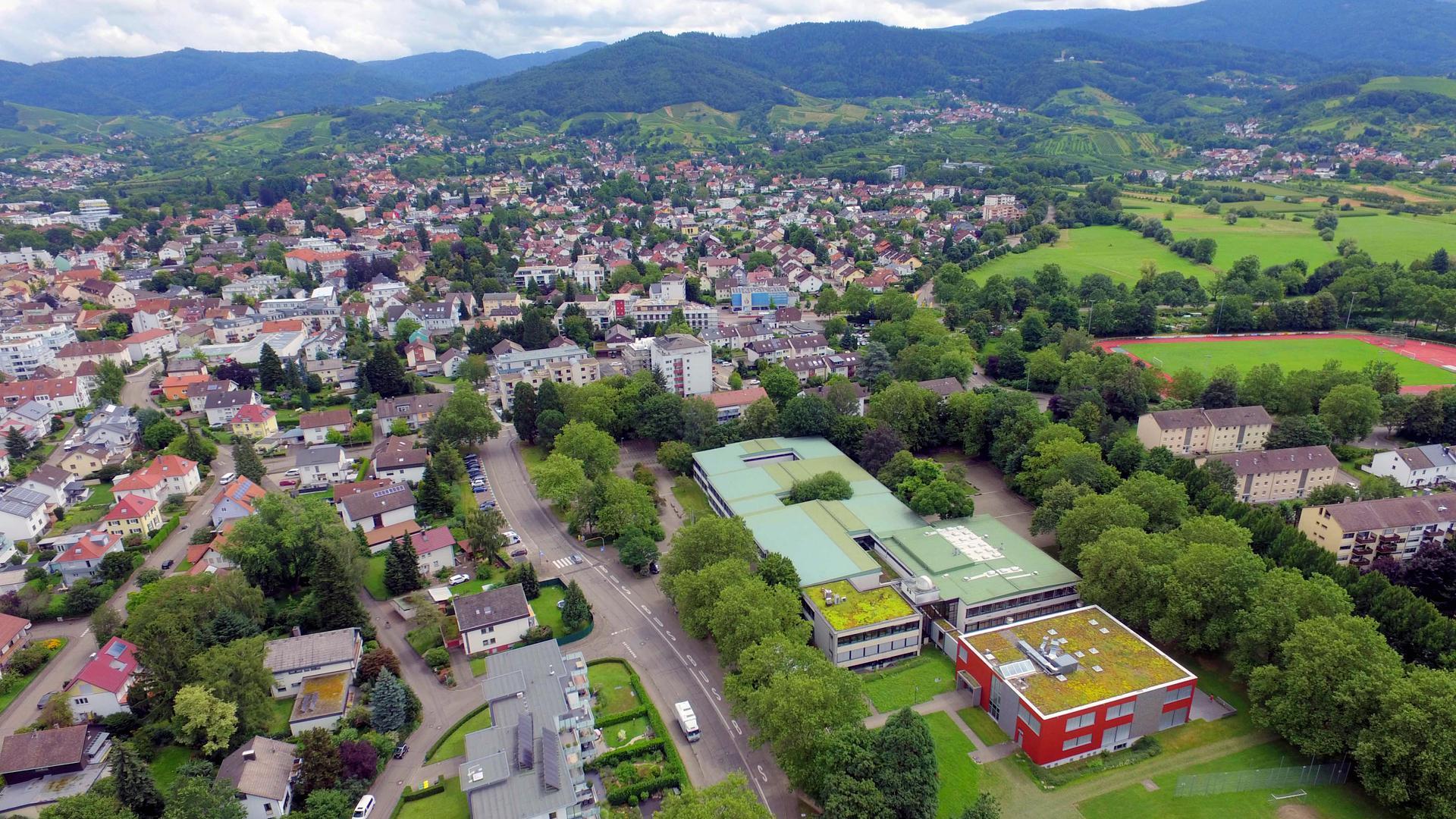 Windeck-Gymnasium Luft Windeck-Gymnasium Luft