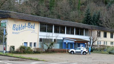 Freibad Bühlertal