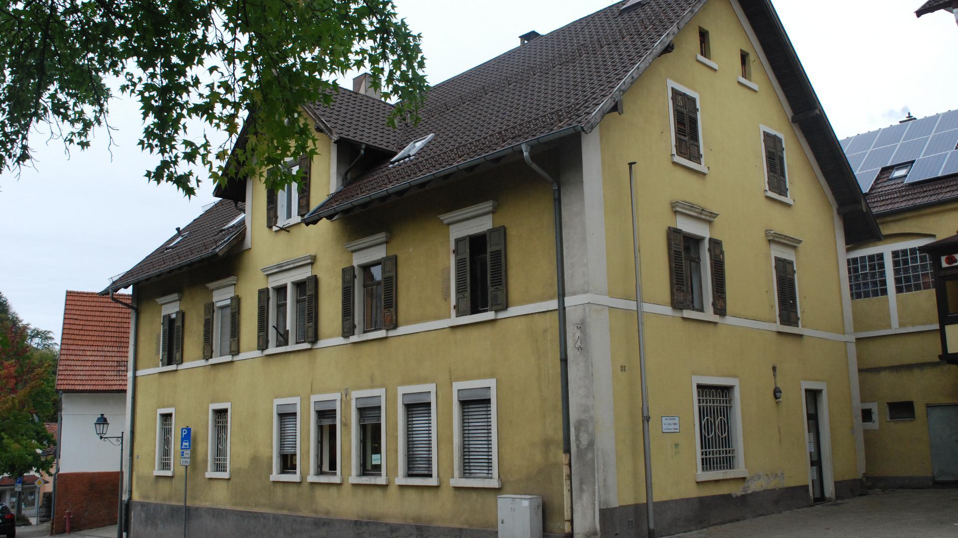 Für die Sanierung der Alten Post, die in das Gebiet des Städtebaulichen Erneuerungsprogramms fällt, rechnet die Gemeinde mit Zuschüssen von rund 325 000 Euro.