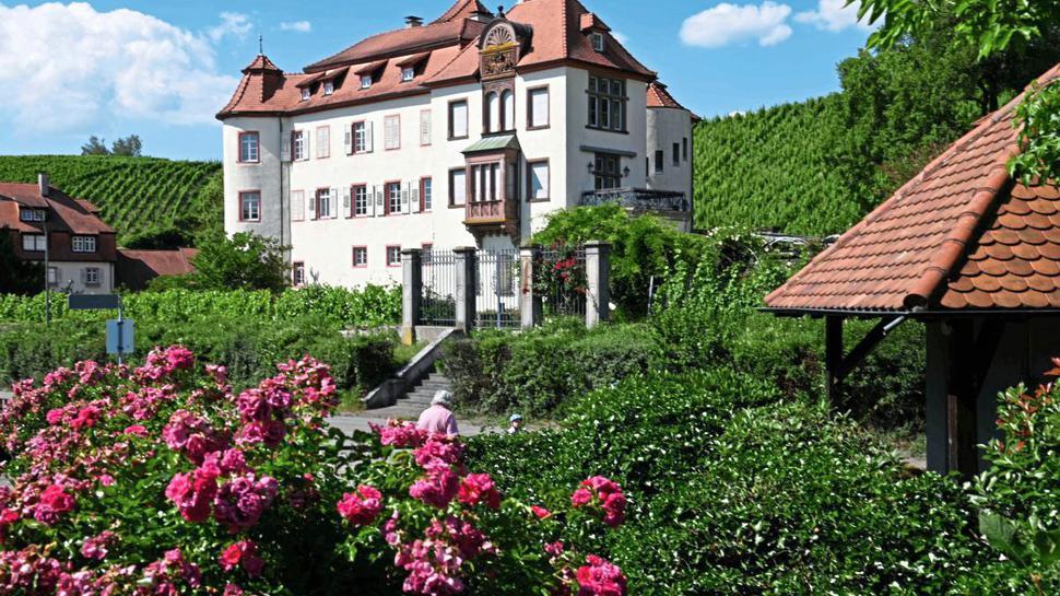 Schloss Neuweier Speisekarte