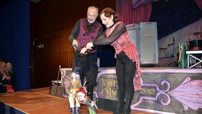 26. Gernsbacher Puppentheaterwoche 2014 Puppentheater Gernsbach Hohenloher Theater Marionette Puppe