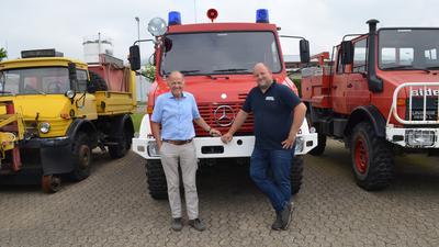 René Dusseldorp (Foto links) ging in Ruhestand.Sein Sohn André  ist seit 16. Juni alleiniger geschäftsführender Gesellschafter, Gaggenau