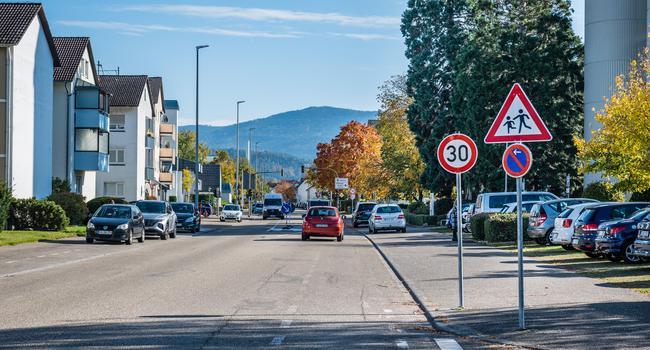 Bismarckstraße in Gaggenau