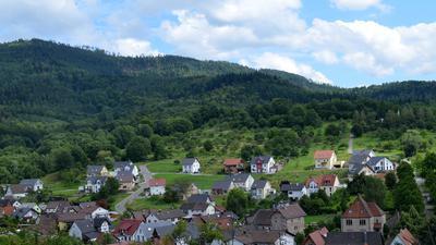 Baugebiet Wiesele Sulzbach  Bauplatz Nur etwa die Hälfte von 60 Bauplätzen belegt  Stand: August 2012