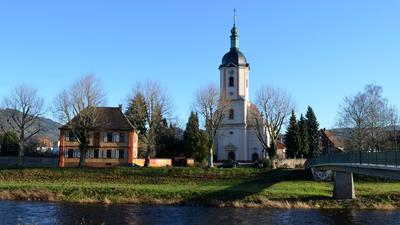 St. Laurentius Bad Rotenfels Kirche Mutterkirche