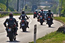 Motorrad Lärm Gaggenau
