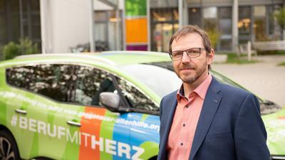 Peter Koch Geschäftsführer Altenhilfe Gaggenau Vorsitzender Pflegebündnis Mittelbaden November 2020