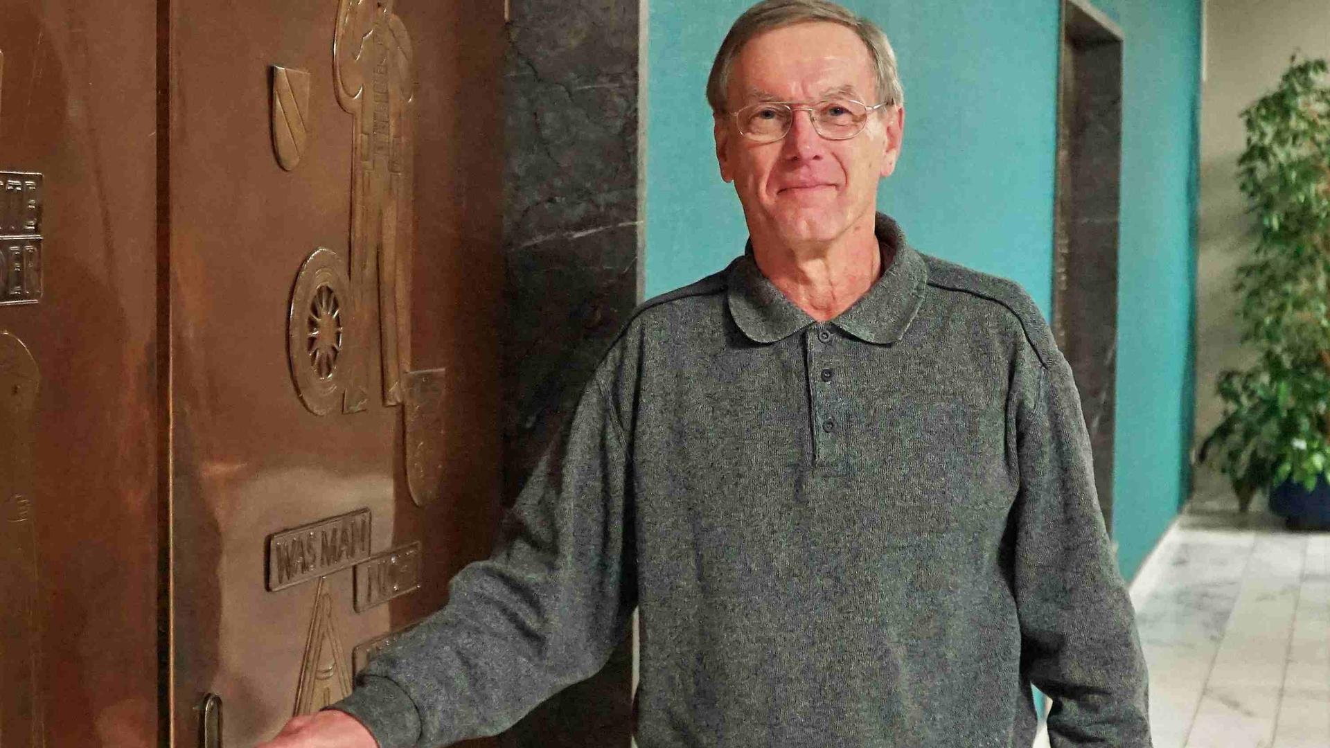 Armin Kellert sitzt seit 2019 für die AfD im Gaggenauer Gemeinderat.