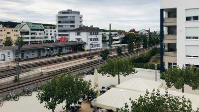 Bahnhof Gaggenau