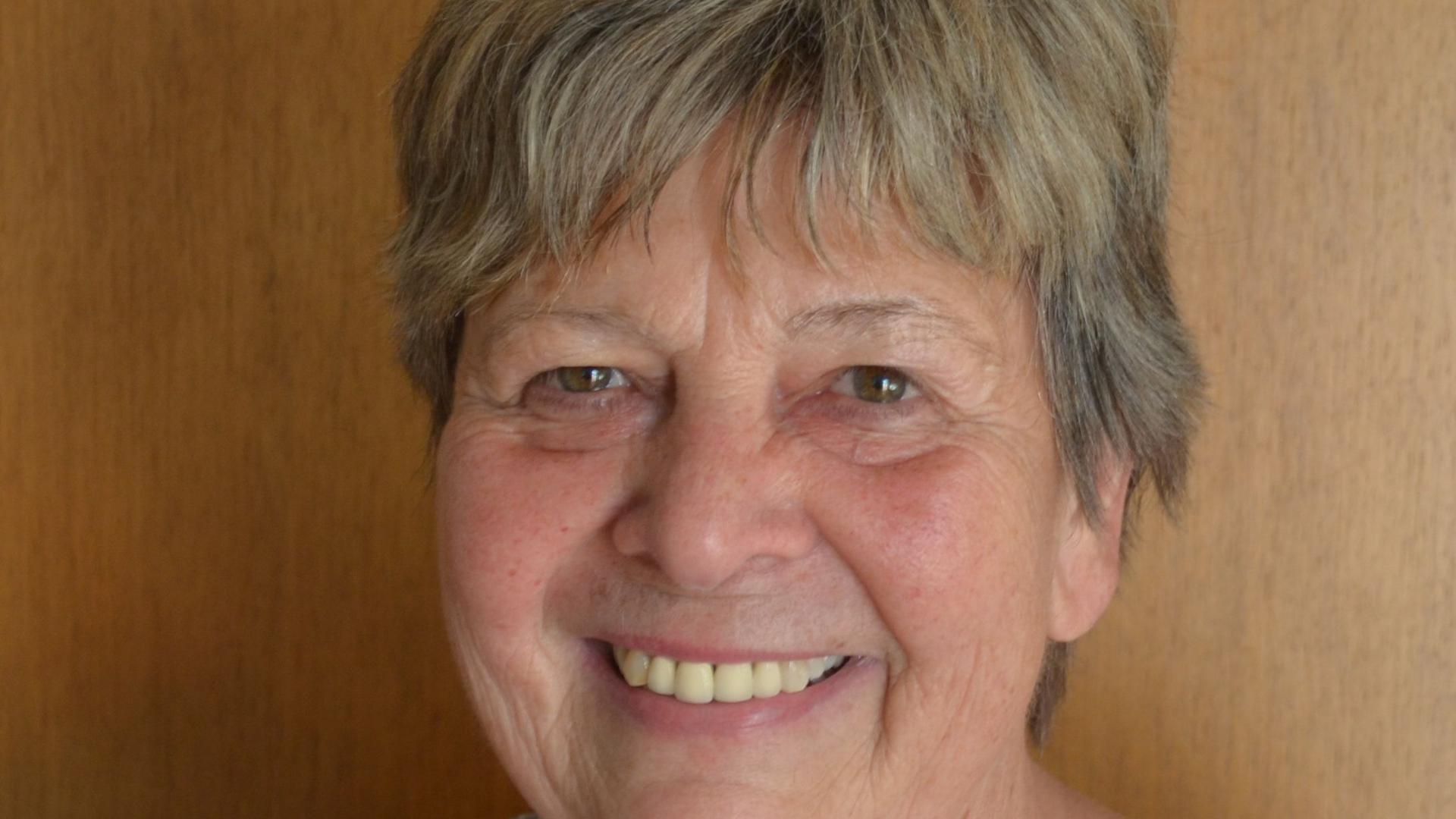 Rosalinde Balzer, CDU-Gemeinderätin aus Gaggenau