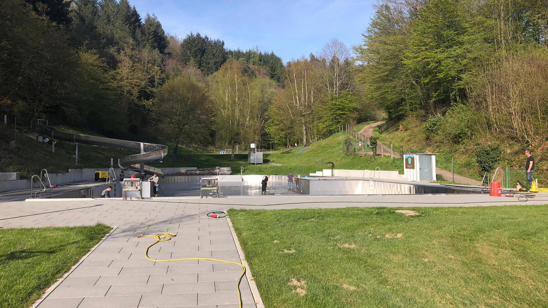 Bernsteinbad Sulzbach